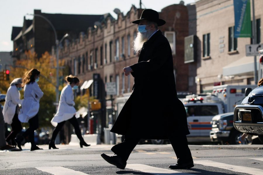 FBI reaches out to Hasidic Jews to fight antisemitism – but bureau has fraught history with Judaism