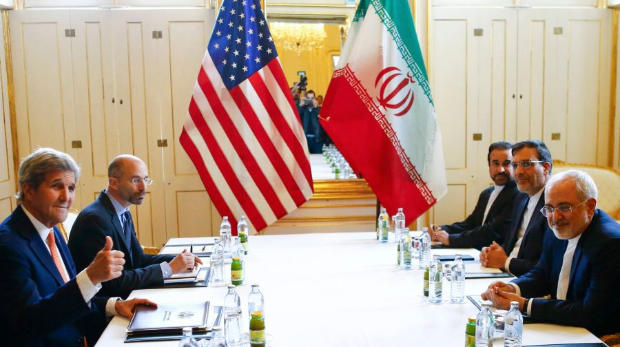 John Kerry denies he ever talked about Israeli strikes on Syria with Iranian foreign minister