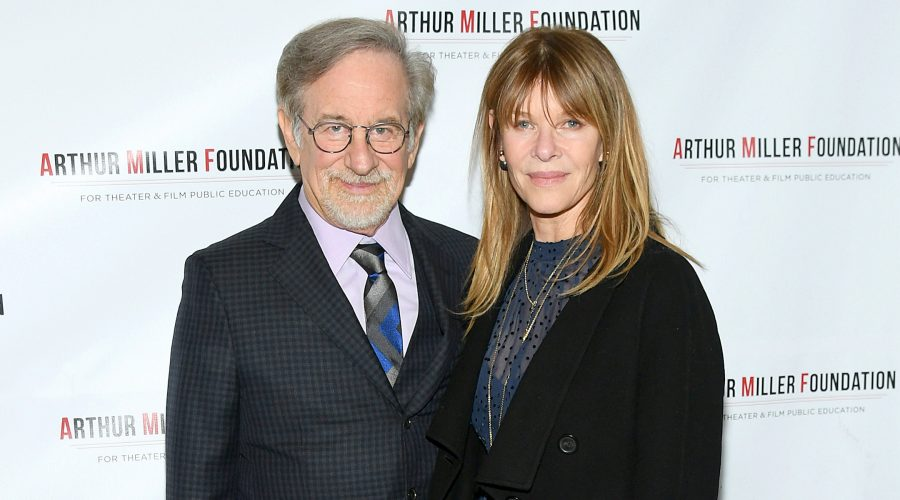 Stephen+Spielberg+and+Kate+Capshaw+attend+the+2018+Arthur+Miller+Foundation+Honors+at+City+Winery+in+New+York+City%2C+Oct.+22%2C+2018.+%28Mike+Coppola%2FGetty+Images%29%0A