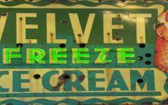 Lost Tables   Remembering Velvet Freeze