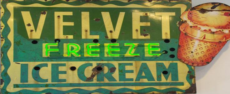 Lost Tables | Remembering Velvet Freeze