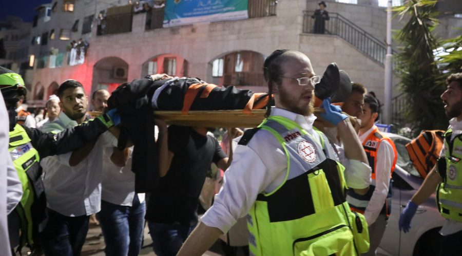 2 dead, over 210 injured in synagogue bleacher collapse In West Bank settlement