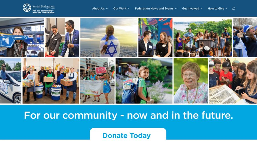 Jewish Federation Annual Campaign chair: We are the glue that binds usin community