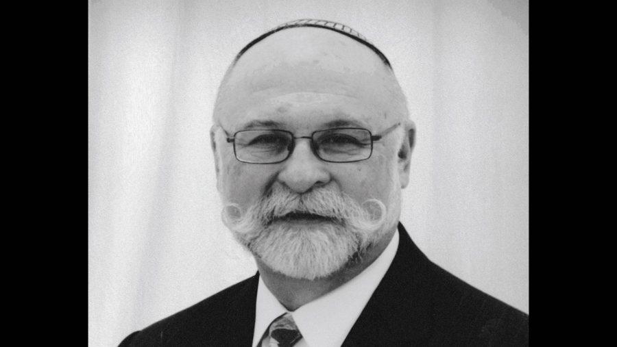 Portrait of Rabbi Josef Davidson