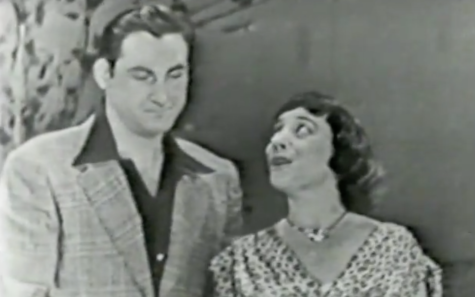 Celebrating the great Jewish comedians: Sid Caesar and Imogene Coca