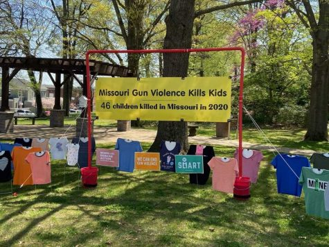St. Louis synagogues host traveling memorial for Missouri children killed by guns in 2020