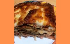 Cooking Kosher: Eggplant Parmesan