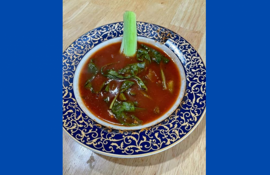 Adventures In Kosher Cooking | Bloody Mary Soup