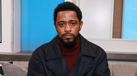 Lakeith Stanfield in New York City, Feb. 12, 2020. (Jason Mendez/Getty Images)