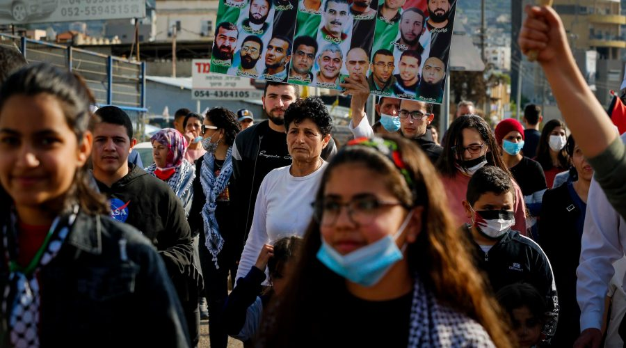 Arab citizens in a Jewish state: What to know about Arab-Israelis as protests sweep the country