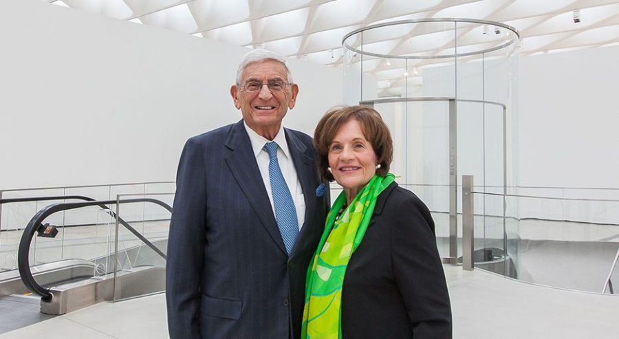 Eli Broad, philanthropist who remade Los Angeles, dies at 87