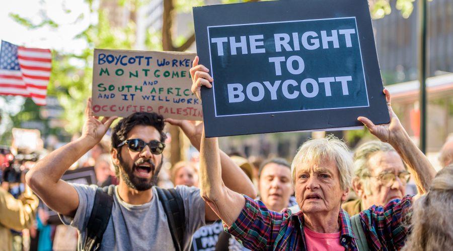 Federal court strikes down Georgia's anti-BDS law
