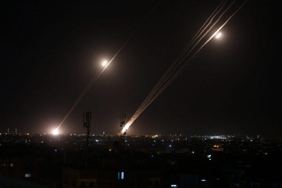 Gaza rocket kills Israeli child as Arab-Jewish violence rages in Israel