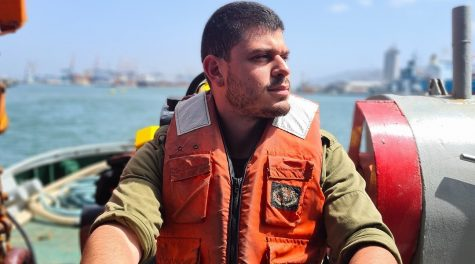 He left Brazil to became a lone soldier in Israel. Then he lost both his parents to COVID.