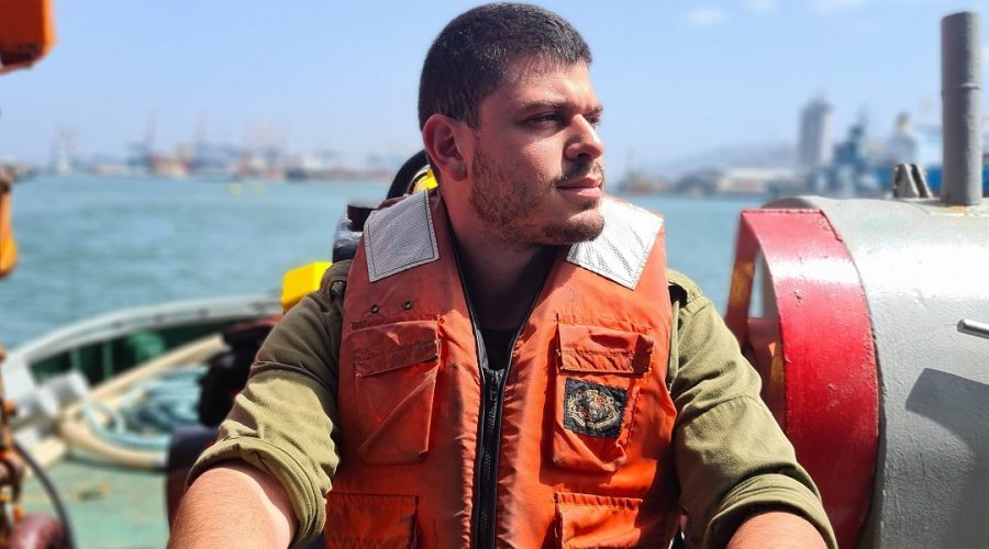 He+left+Brazil+to+became+a+lone+soldier+in+Israel.+Then+he+lost+both+his+parents+to+COVID.