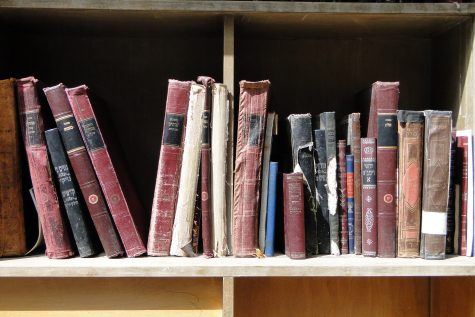 I buried hundreds of old Jewish books. Inside each was a Jewish heart.