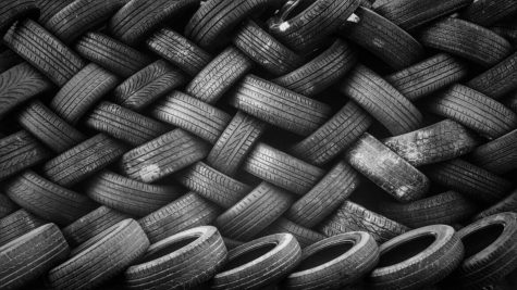 Israeli company has cool green way to upcycle millions of old tires