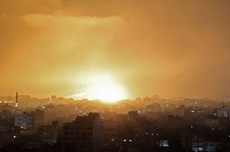 Israel targets Gaza with airstrikes, artillery and tank fire, ushering in a new phase of growing conflict