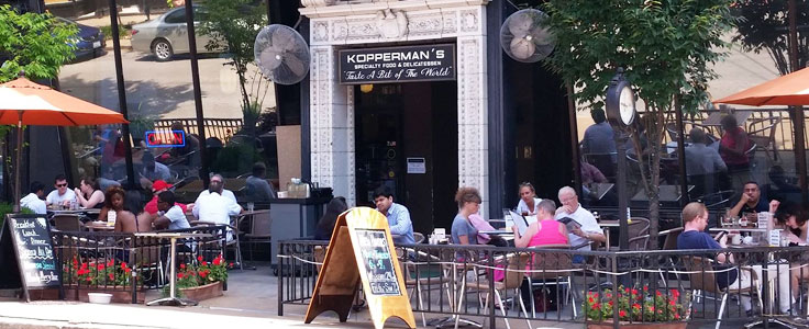 Lost Tables | Remembering Kopperman