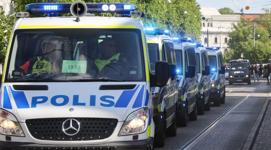 Non-Jewish man wearing yarmulke in solidarity with Jews is assaulted in Sweden