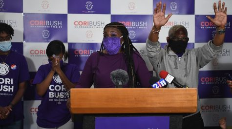 Rep. Cori Bush, a Democrat from St. Louis, voted against a bill to provide $1 billion  to Israeli for its Iron Dome missile defense system.