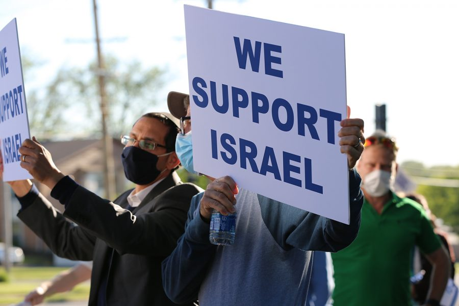 Stand+With+Israel+Rally
