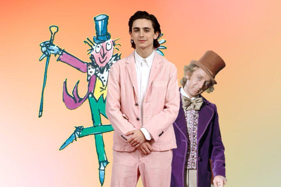 Timothée Chalamet set to play anti-Semite Roald Dahls most famous character