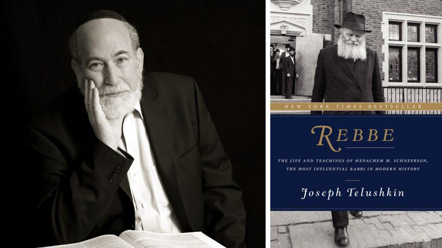 Rabbi Joseph Telushkin is the author of 'Rebbe: The Life and Teachings of Menachem M. Schneerson, the Most Influential Rabbi in Modern History.'  Telushkin photo: Stephen Friedgood