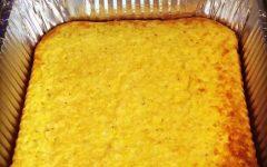 Kosher Recipe Alert : Cauliflower kugel