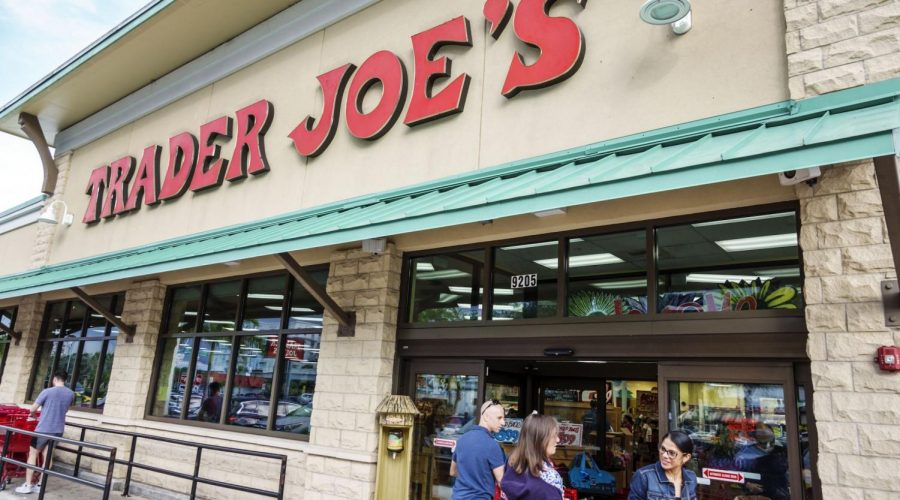 Trader Joe's is not your synagogue. But what if?