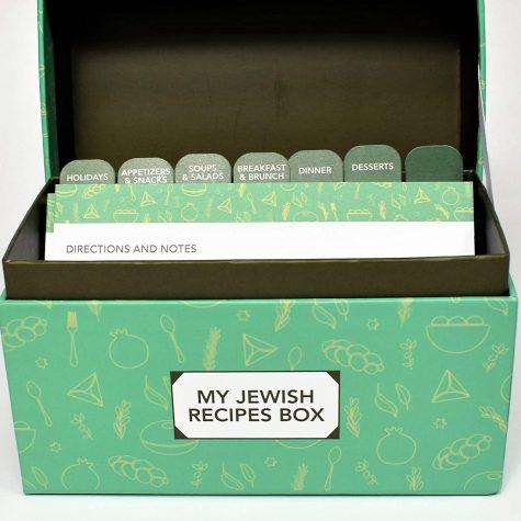 My Jewish Recipe Box: Coconut Marble Loaf