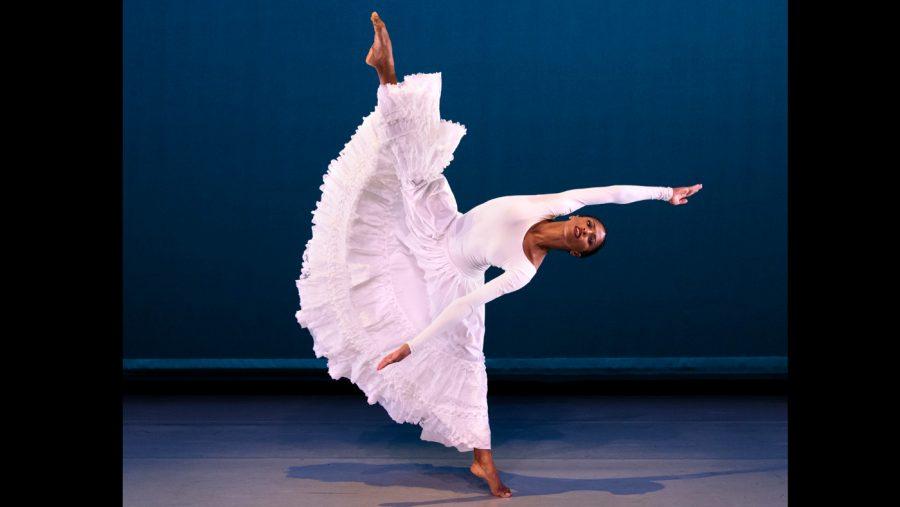 Cry Choreography: Alvin Ailey Alvin Ailey American Dance Theater Photo: Paul Kolnik