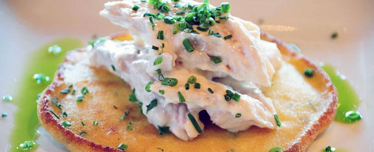 Lost Dishes: Balaban's Smoked Trout Pancake