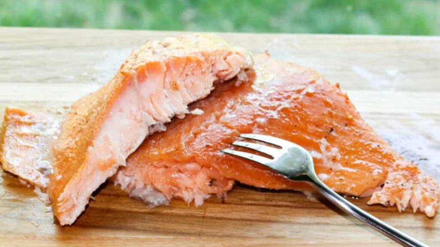 Kooking Kosher: Homemade Brown Sugar Smoked Salmon