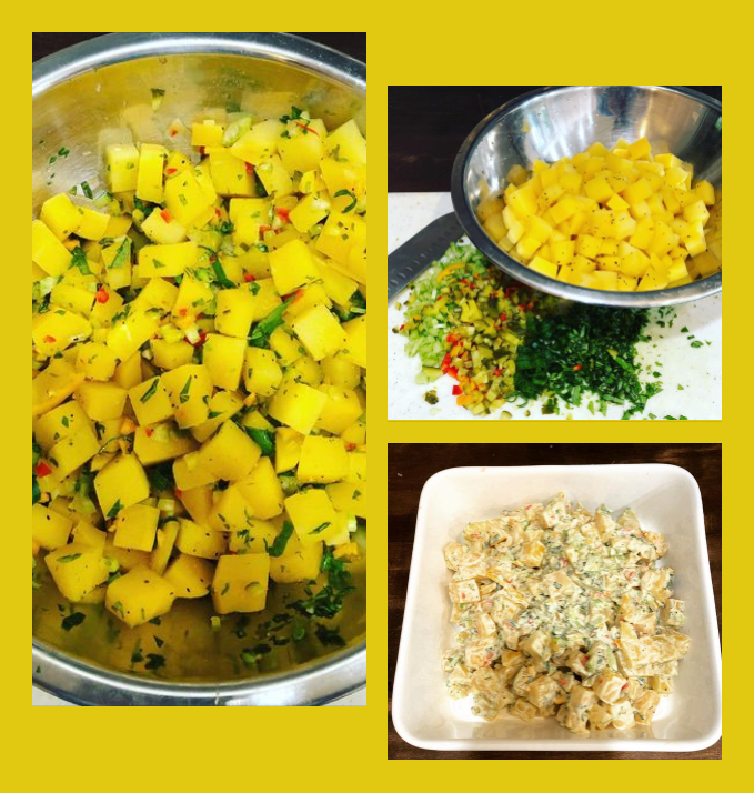 Kosher Recipe Alert: Rutabaga salad with basil