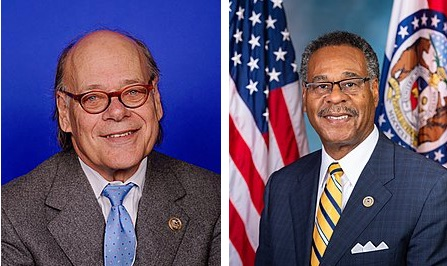 U.S. Reps. Steve Cohen, D-Tenn., and Emanuel Cleaver, D-Mo., both faced threatening phone calls from Kenneth R. Hubert.