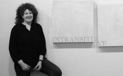 Photo of artist Joan Levinson