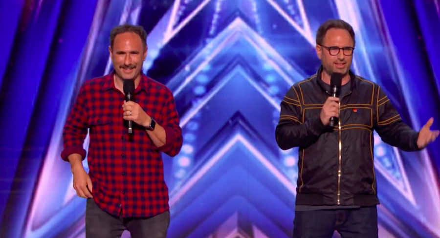 The Sklar Brothers performed June 29, 2021 on