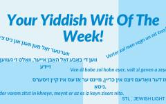 Yiddish Wit Of The Week: Keyner veys nit vemen....