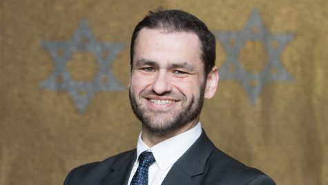 A rabbi from Hungary will be the German army's first rabbi chaplain since the Holocaust