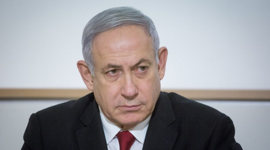 Netanyahu%2C+pictured+here+in+2019%2C+was+hailed+in+Israel+for+steady+economic+growth+and+relative+security%2C+and+derided+by+opponents+for+corruption+and+stoking+division+in+Israeli+society.+%28Miriam+Alster%2FFlash90%29%0A