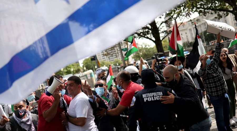 Is pro-Israel advocacy in crisis? A war exposes fault lines.