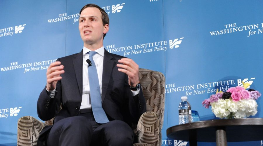 Jared+Kushner+signs+tell-all+book+deal