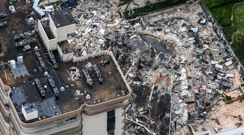 Jewish communities mobilize in response to building collapse in Florida Orthodox enclave