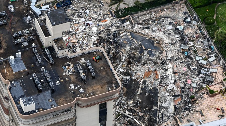 Jewish+communities+mobilize+in+response+to+building+collapse+in+Florida+Orthodox+enclave