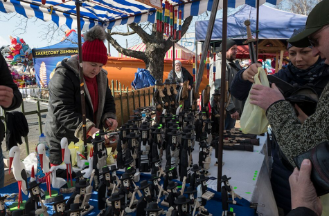 Krakow city official says good-luck figurines of Jews are 'antisemitic' and should not be sold
