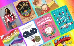 Here some of the best Jewish LGBTQia+ books for kids of all ages