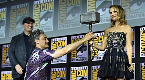 Good move bringing Natalie Portman back as Mighty Thor
