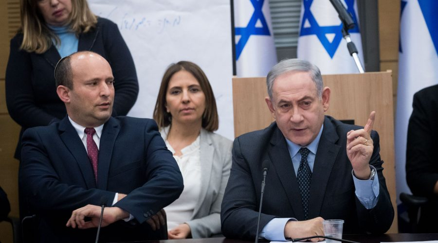 Netanyahu finally agrees to leave the prime minister's residence — in 3 weeks