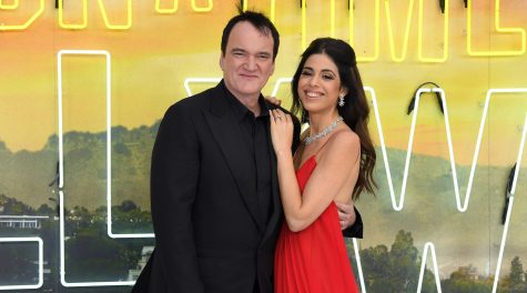 Quentin Tarantino opens up about learning Hebrew, his life in Tel Aviv and being an 'abba'